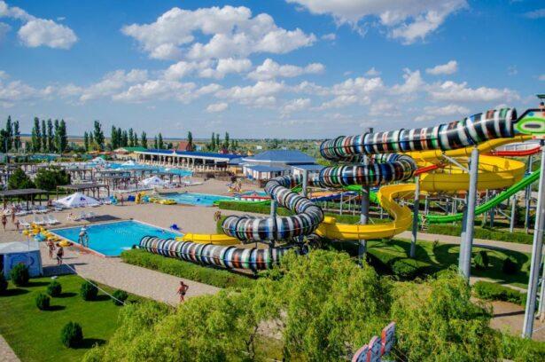 Прекрасные курорты Украины. Коблево.